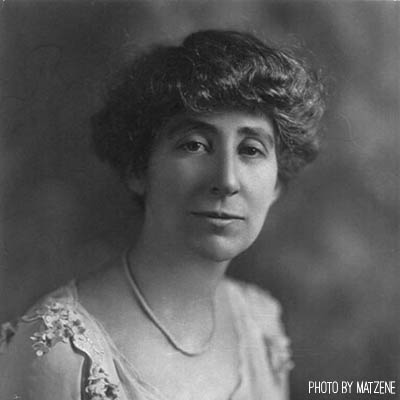 Congress' first female member: Jeanette Rankin