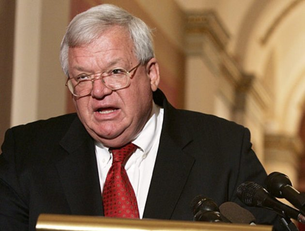 Denny Hastert in happier days