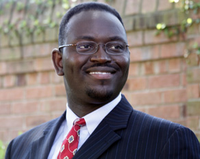 The Rev. Clementa Pinckney, one of nine victims of a domestic terrorist attack by a white supremacist.