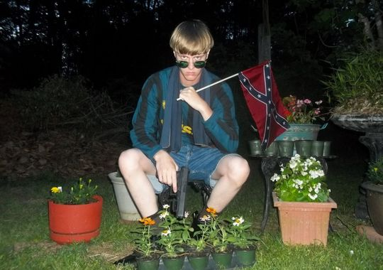 People like Dylann Roof are part of a growing right-wing terror threat.