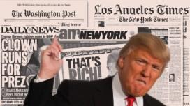 Image result for trump media