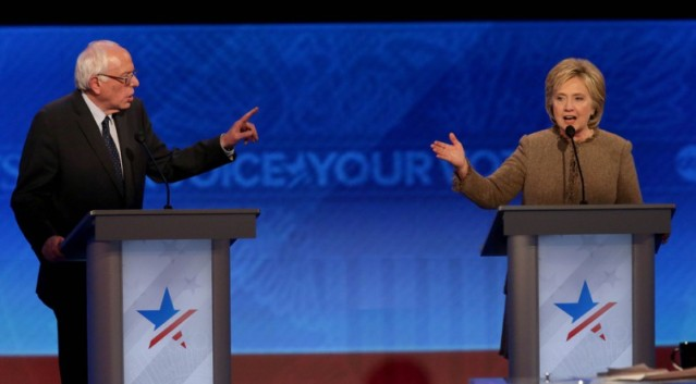 After too few debates, Iowa voters get first crack at making a choice. Who will come out on top? (Getty Images)