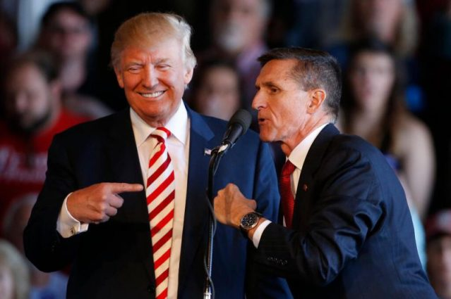 Former National Security Adviser Michael Flynn was at the center of the scandal, but he's just the tip of the Russian iceberg.
