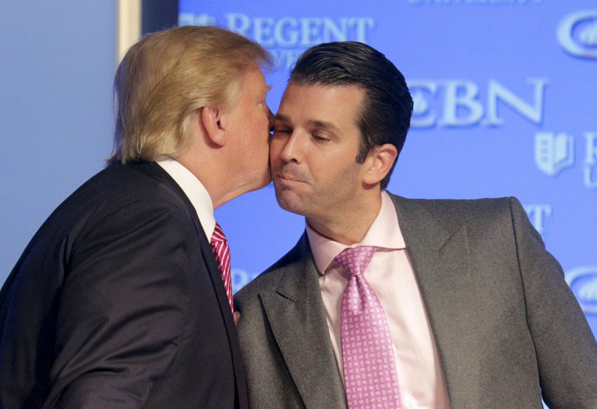 Donald Trump Jr. 'can't wait for 4 years to be over.' How ...